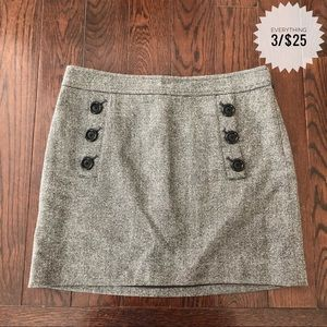 Women's BANANA REPUBLIC mini skirt